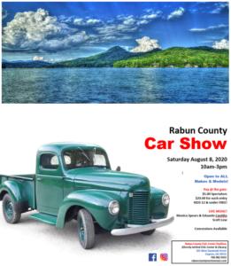 Rabun County Car Show @ Rabun County Pavilions